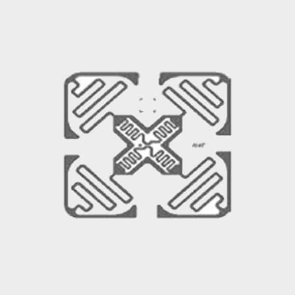 RFID čip 44x44