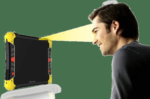 Robusten tablični računalnik simptom 80