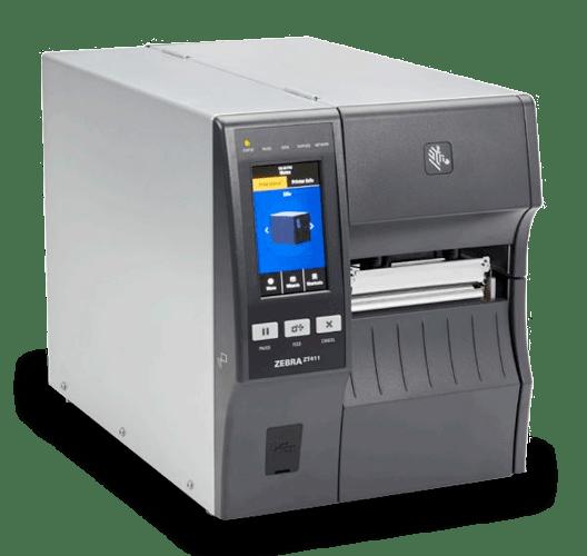 RFID UHF tiskalnik Zebra ZT411