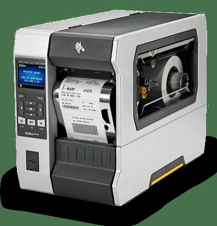 RFID UHF tiskalnik Zebra ZT610