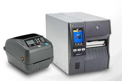 RFID UHF tiskalnik
