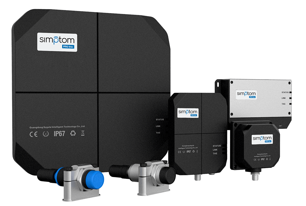 Stacionarni RFID HF čitalci simptom PRO
