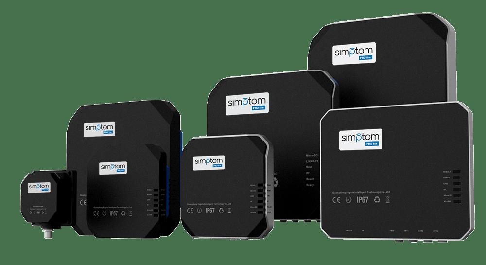 Stacionarni RFID UHF čitalec simptom PRO